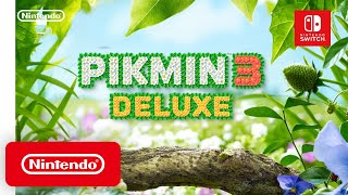 Pikmin 3 Deluxe - Announcement Trailer - Nintendo Switch