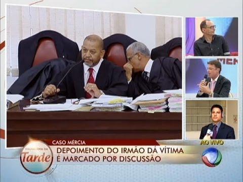 Advogado criminalista fala sobre pedido de Márcio Nashima durante seu depoimento from YouTube · Duration:  28 minutes 17 seconds