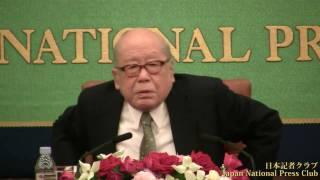 総会記念講演 金子兜太さん(俳人) 2010.5.28