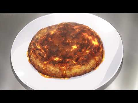 Food Wars Soma Cooking Compilation