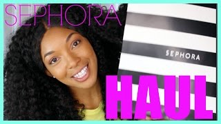 SEPHORA HAUL  NEW SKIN CARE PRODUCTS !!!!   Brittany Daniel