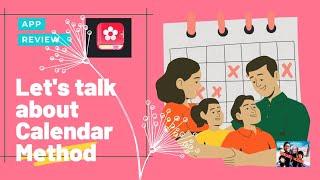 """MY CALENDAR APP REVIEW"" HOW NOT GET PREGNANT?HowtoGetPregnant? #CalendarMethod #PeriodTracker screenshot 3"