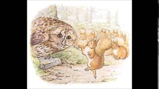 The Tale of Squirrel Nutkin by Beatrix Potter - Audiobook