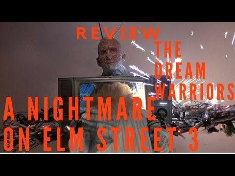 A Nightmare On Elm Street 3 The Dream Child Matthew's Movie Review