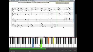 Impossible, James Arthur, piano 4 hands