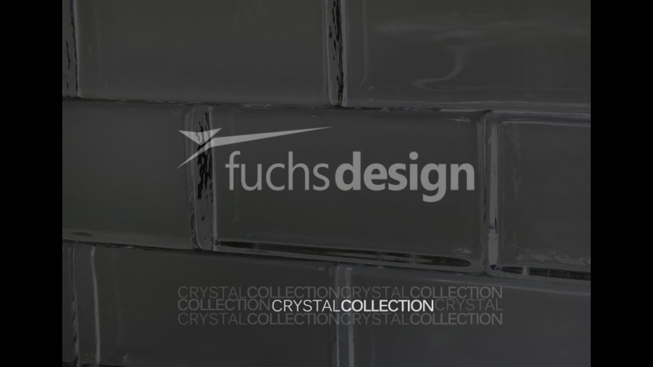 Wc Trennwände Planungshilfe Fuchs Design Glasziegel Crystal Collection