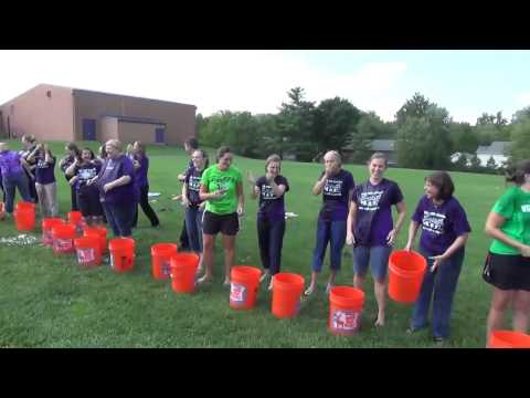 Woerther Elementary School Ice Bucket Challenge