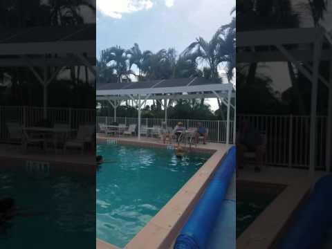 Pool bal Harbor