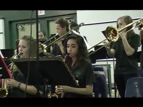 Bruce Middle School Senior  Jazz Band