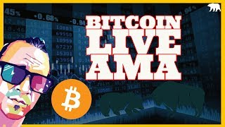 Bitcoin , Ethereum & Litecoin - LIVE UPDATES W/ ASK ME ANYTHING (ARCANE BEAR)