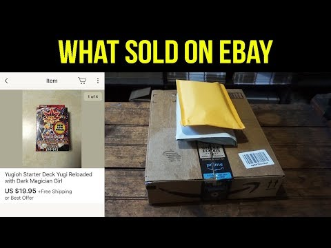 WHAT SOLD ON EBAY THIS WEEK (Ebay Business #18)