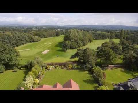 Pownall Avenue, Bramhall - Aerial Video