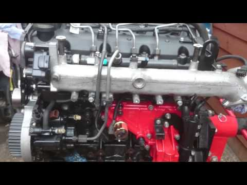 Inlet Manifold Installation Kia Sedona 2 9crdi Youtube