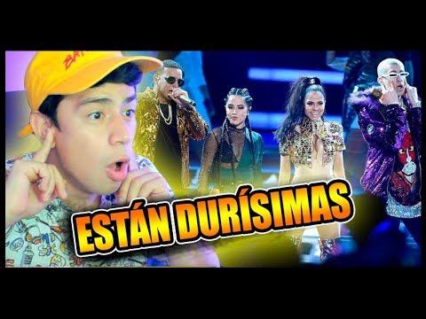 DURA REMIX - Daddy Yankee ft. Bad Bunny, Becky g y Natti Natasha