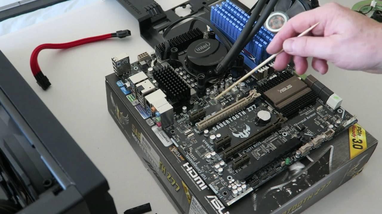 asus motherboard pila cmos si