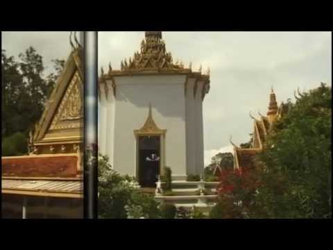 Travel of Cambodian in Royal Palace   Cambodia in Phnom Penh