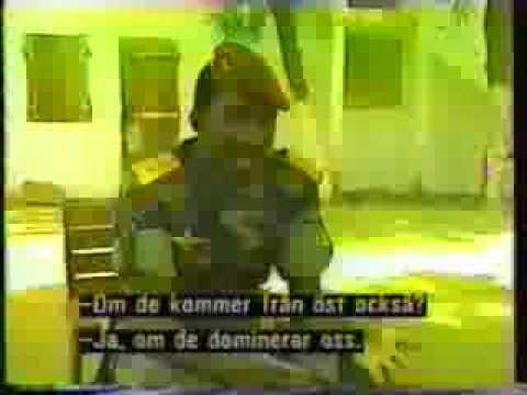 Thomas Sankara of Burkina Faso: Interview (Swedish subtitles)