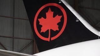 Woman left behind on Air Canada flight