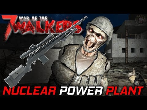 M25 Power Plant   WOTW MOD   7 Days To Die Let's Play   S3 EP18