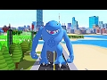 THIS SHARK WILL DESTROY YOUR CITY! (Omegalodon)