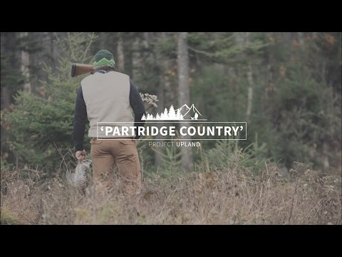 Project Upland - Partridge Country