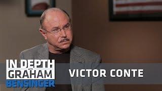 Victor Conte: Investigator Jeff Novitzky is a liar