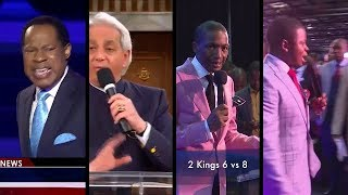 Demonstrations by God's Generals - Pastor Chris, Pastor Benny, Prophet Bushiri, Prophet Angel