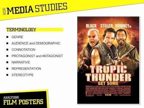 Media Studies - Film Posters