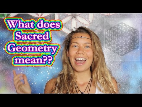 What does Sacred Geometry Really Mean? My Experience With Sacred G | Francesca Love Artist