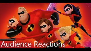 The Incredibles 2 audience reactions! (Spoilers!)
