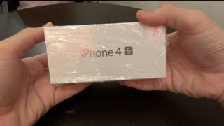Unboxed: iPhone 4S 64GB (Black)(Quick note, this is not my phone. =D., 2012-01-02T13:55:28.000Z)