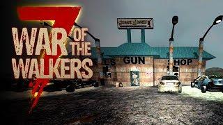 War of the Walkers #07 | Waffenladen plündern | 7 Days to Die | 7DtD Gameplay German Deutsch thumbnail