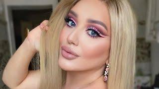 Тюнингуюсь с Гоар Аветисян Goar Avetisyan макияж барби красивый макияж Instagram