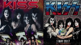 KISS Live in Moscow, Olimpisky [1.05.2017] MultiCam Full Show