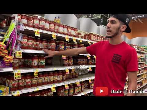 Badr El Hamdi : Vlog 3 -!هل المعيشة في أمريكا رخيصة؟ ...شاهد و احكم بنفسك