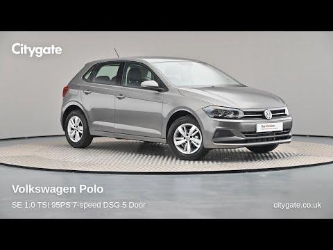 Volkswagen Polo - SE 1.0 TSI 95PS 7-speed DSG 5 Door - Citygate Volkswagen Ruislip