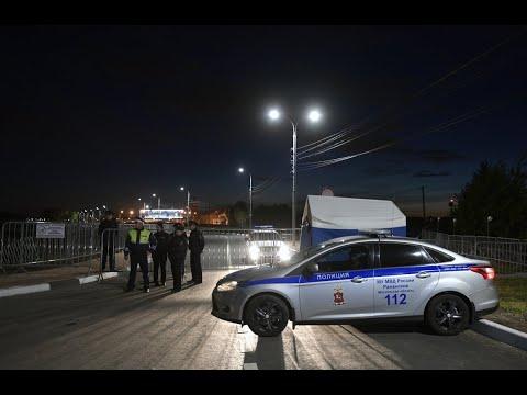 روسيا تعزز الاجراءات الأمنية قبل ساعات من افتتاح المونديال  - 14:23-2018 / 6 / 14