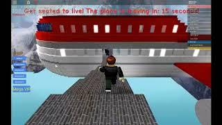 roblox nous sommes dans un accident d'avion