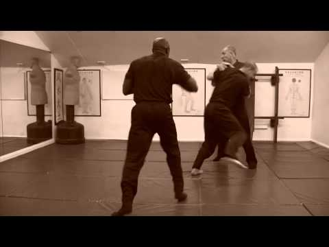 Eric Wilson Wing Chun Demo