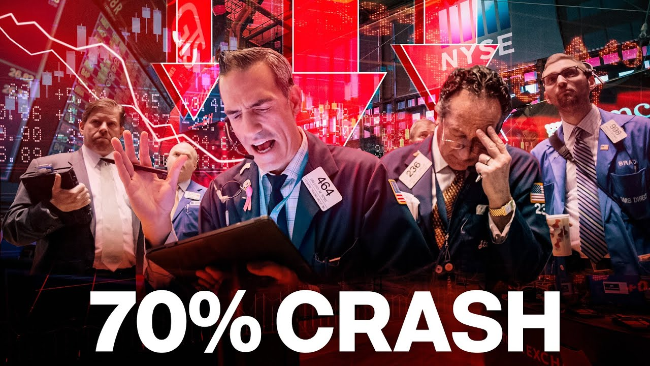 A November Stock Market Crash Is On The Horizon: All Of This Will End In Tears!