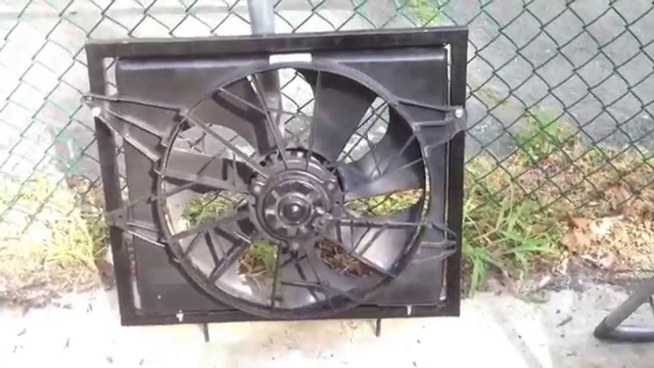Electric Fan Conversion Mounting 92 To 96 F150 Bronco Gettkdone You