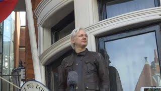Wikileaks: Assange-Rauswurf nach 7 Jahren Botschaftsasyl steht bevor