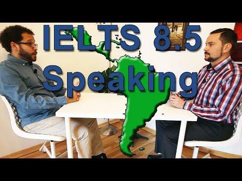 IELTS Speaking 8.5 Latin America