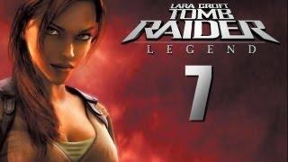 Прохождение Lara Croft Tomb Raider: Legend. Часть 7 - Англия