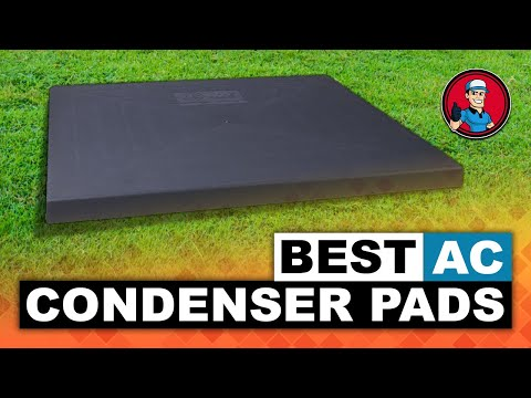 The Best AC Condenser Pads [2020 Review Guide] | HVAC Training 101