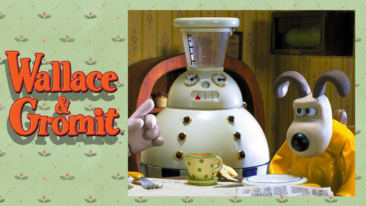 Wallace & Gromit's Cracking Contraptions - The Autochef - Wallace & Gromit's Cracking Contraptions - The Autochef
