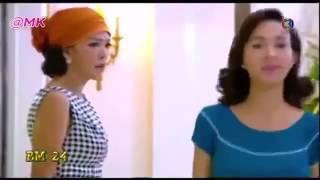 38 ឧត្តមភរិយា A Oudom Peak Riyea Thai Drama Speak Khmer