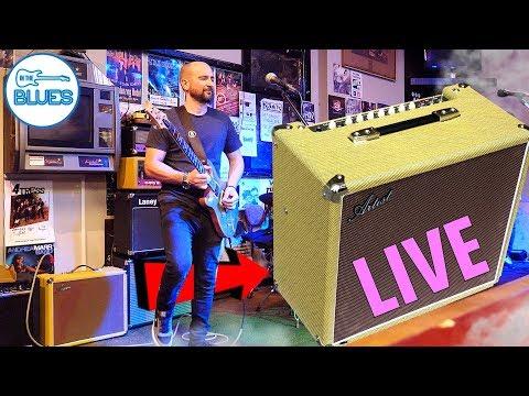 How Good is the Artist TweedTone 20R Guitar Amplifier