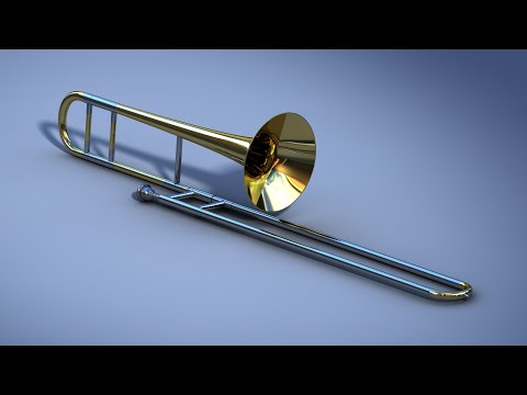 Waltzing Matilda - Free easy trombone sheet music