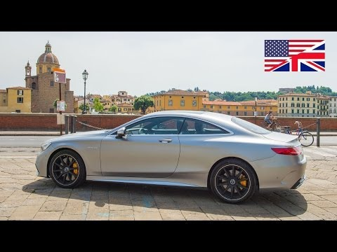 2014 Mercedes-Benz S 63 AMG 4MATIC Coupe (C217) Start Up,, Test Drive, and In-Depth Car Review